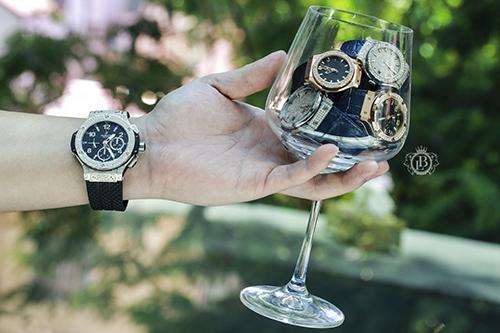 Nên mua đồng hồ Hublot chính hãng ở đâu uy tín nhất?