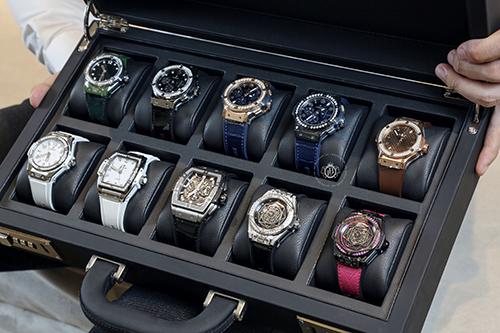 Giới thượng lưu và doanh nhân tại Việt Nam săn đón và tìm mua đồng hồ Hublot ngày càng gia tăng