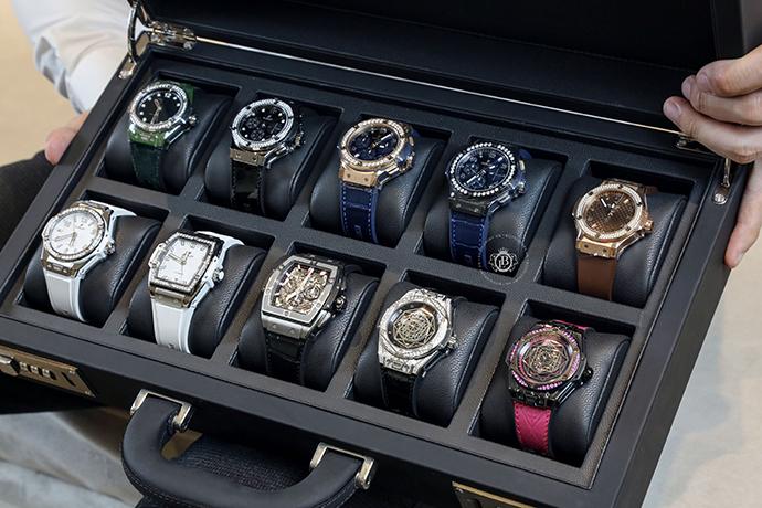 Mua đồng hồ Hublot Nam/Nữ chính hãng ở đâu uy tín tại Hà Nội