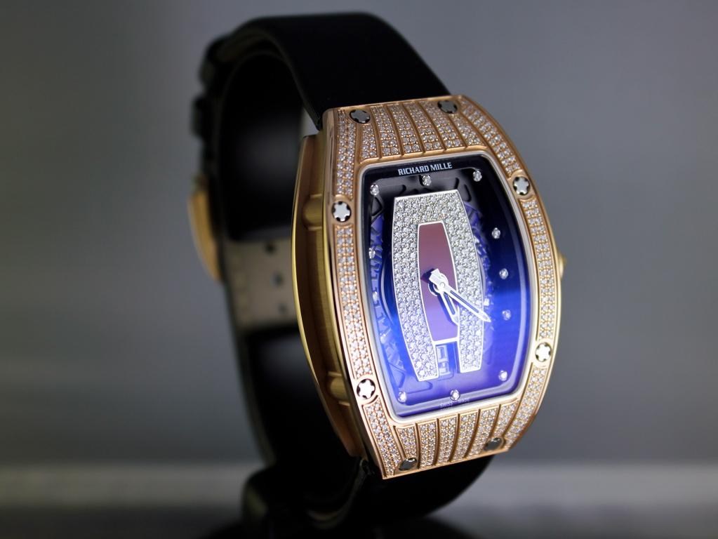 Review đồng hồ RM 007 dành cho phái nữ vô cùng quyến rũ và sang trọng