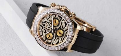 Năm 2019, Rolex tái sinh huyền thoại một thời với đồng hồ Daytona 116588 TBR Eye Of The Tiger