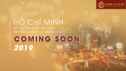 Boss Luxury khẳng định vị thế trong giới đồ xa xỉ với chi nhánh mới tại Hồ Chí Minh