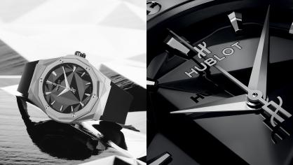 Bộ sưu tập Hublot Classic Fusion Orlinski 2019 – Kết hợp sáng tạo giữa đồng hồ cơ và nghệ thuật điêu khắc