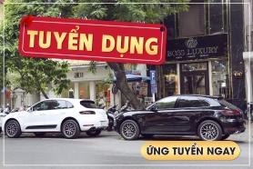 Boss Luxury - Tuyển dụng nhân viên bán hàng parttime/fulltime tại Hà Nội và thành phố Hồ Chí Minh